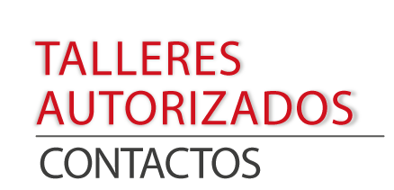 Talleres autorizados Shineray